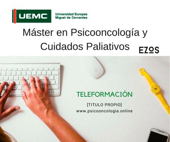 Máster en Psicooncología Pediátrica